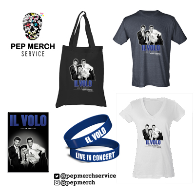 Il Volo Merchandise Competition